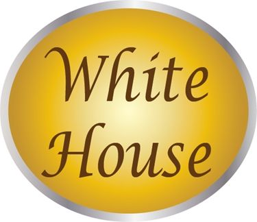 AP-1150 -  Carved Plaques of the Seals of the President & VP and White House, United States