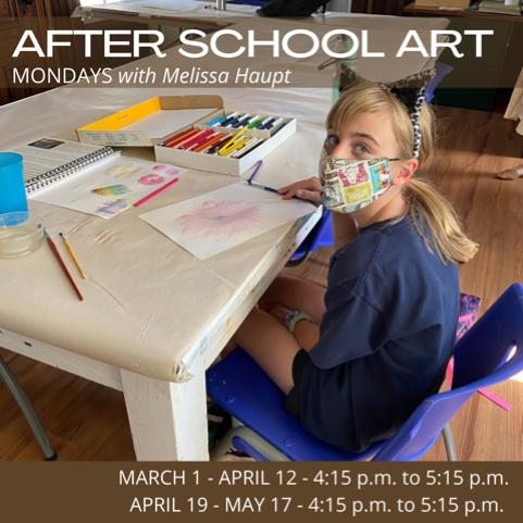 After School Art with Melissa Haupt