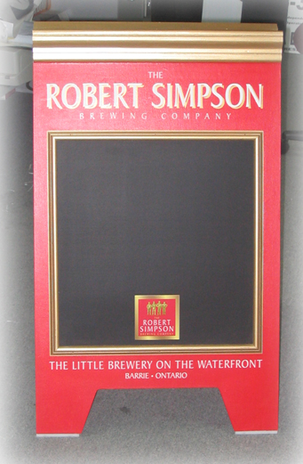 Robert Simpson A-Frame