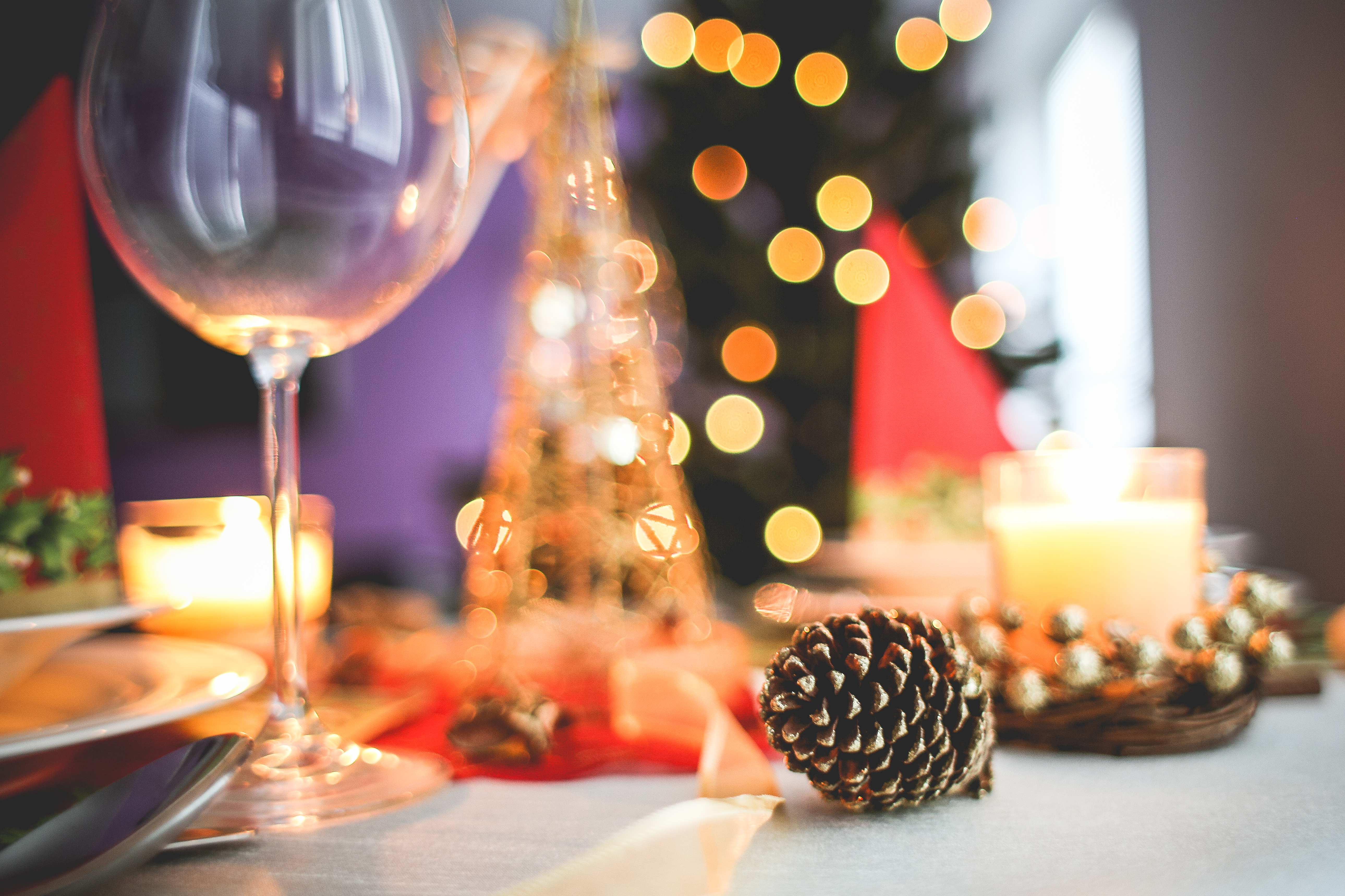 Have a Low-Risk Holiday Season