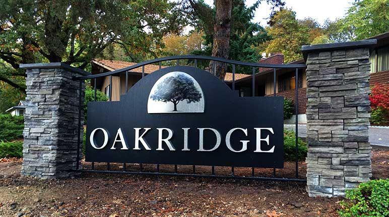 OAKRIDGE HOA