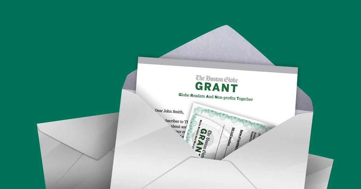 Support CFCS through the Boston Globe GRANT Program!