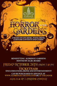 """Horror in the Gardens"""