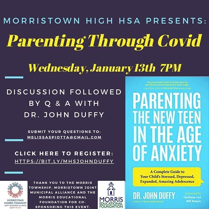 Parent Education Program: Parenting Through COVID