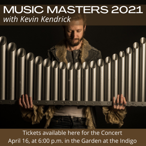 Music Masters Jazz Concert with Kevin Kendrick