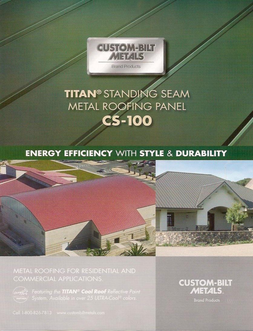 Sales Sheet: CS-100