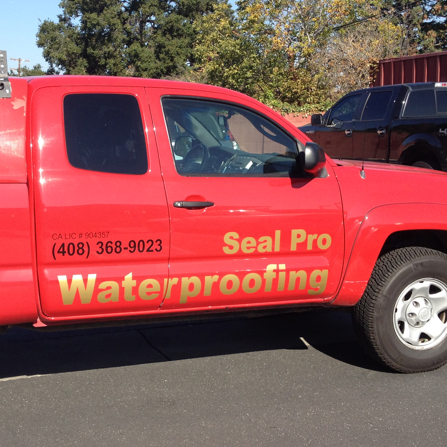 Seal Pro Vehicle Graphics