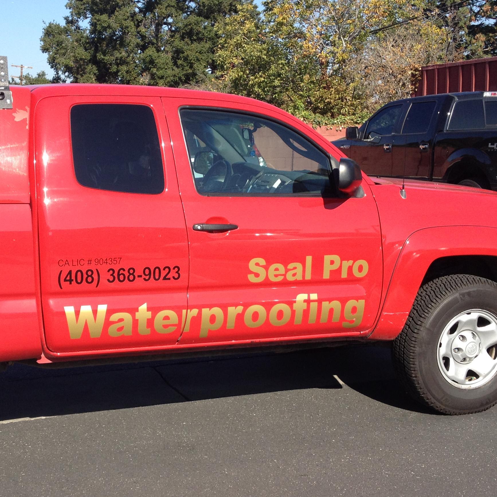 Seal Pro Vehicle Graphics
