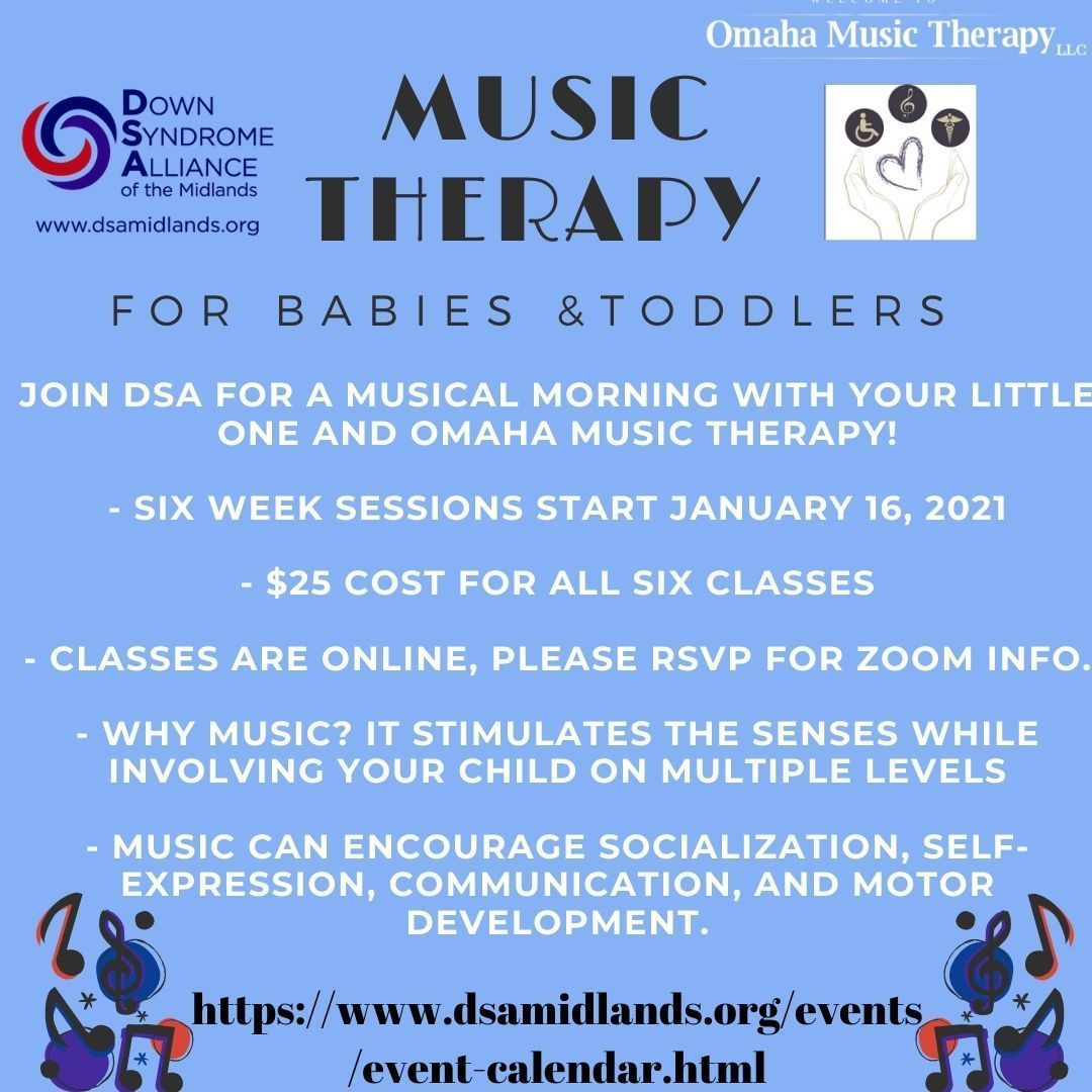 Music Therapy for Babies & Toddlers