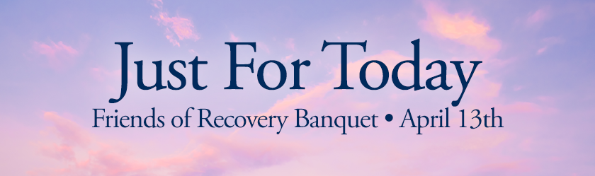 Friends of Recovery Banquet