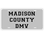 Madison County Department of Motor Vehicles