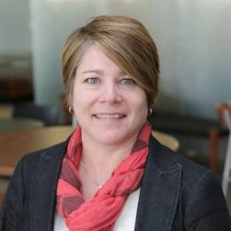 Cheryl Woodward, Vice President