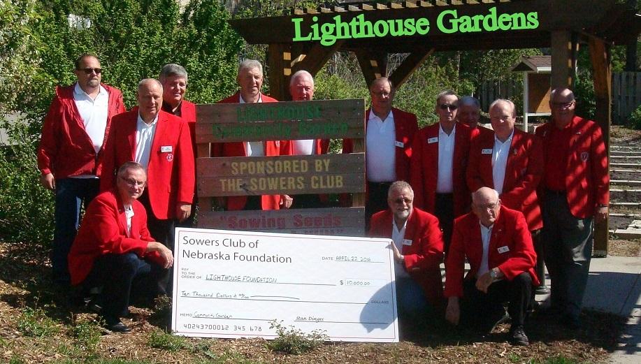 Lighthouse Donation