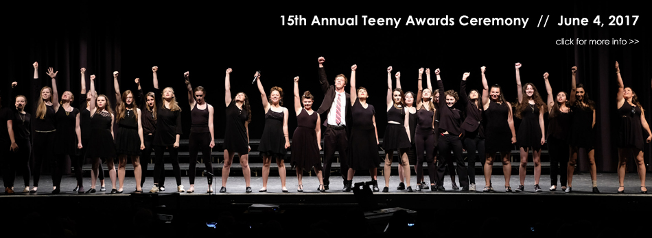 2017 Teeny Awards Ceremony
