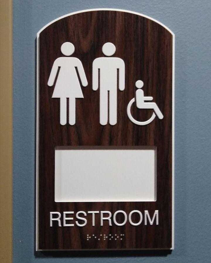 Restroom ADA