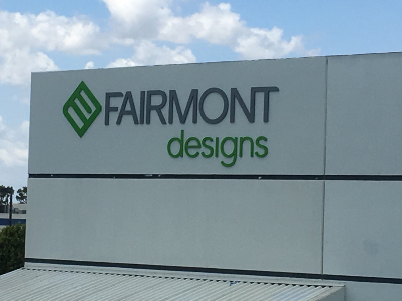 Building Signs commercial signs lighted wall signs buena park CA