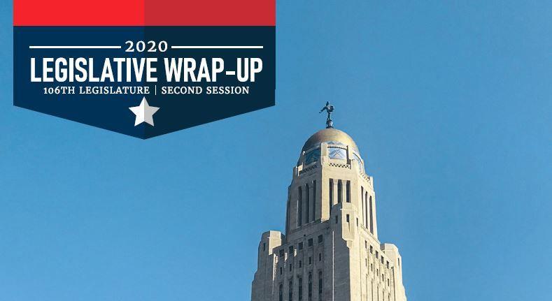2020 Legislative Wrap Up Released