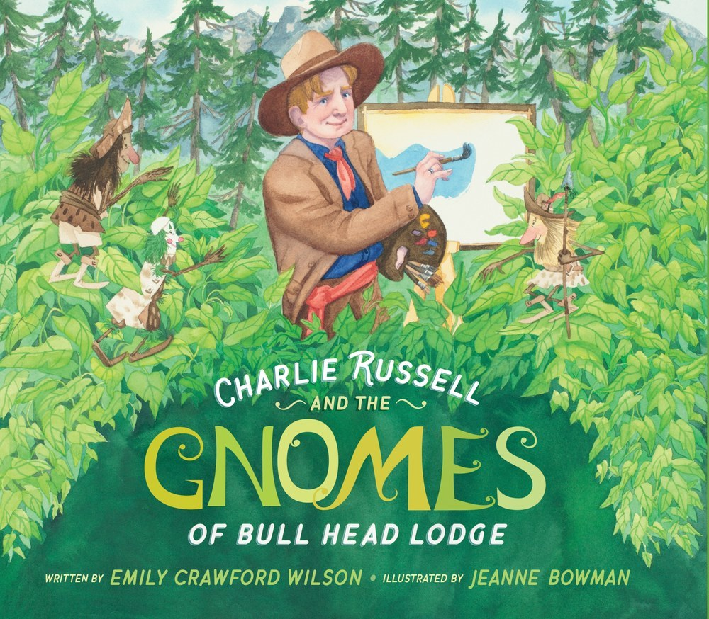 .....Charlie Russell and the Gnomes