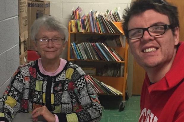 Meet Darryl from Literacy Chippewa Valley