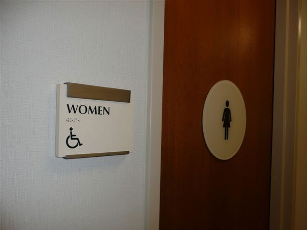 Womens with ADA
