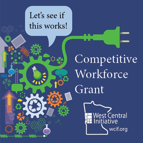 West Central Initiative Announces 2016 Competitive Workforce Grant Awards