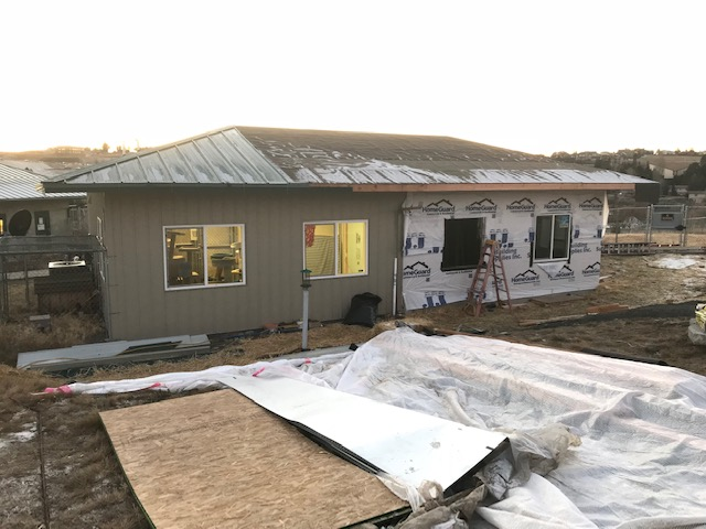 Shelter Updates