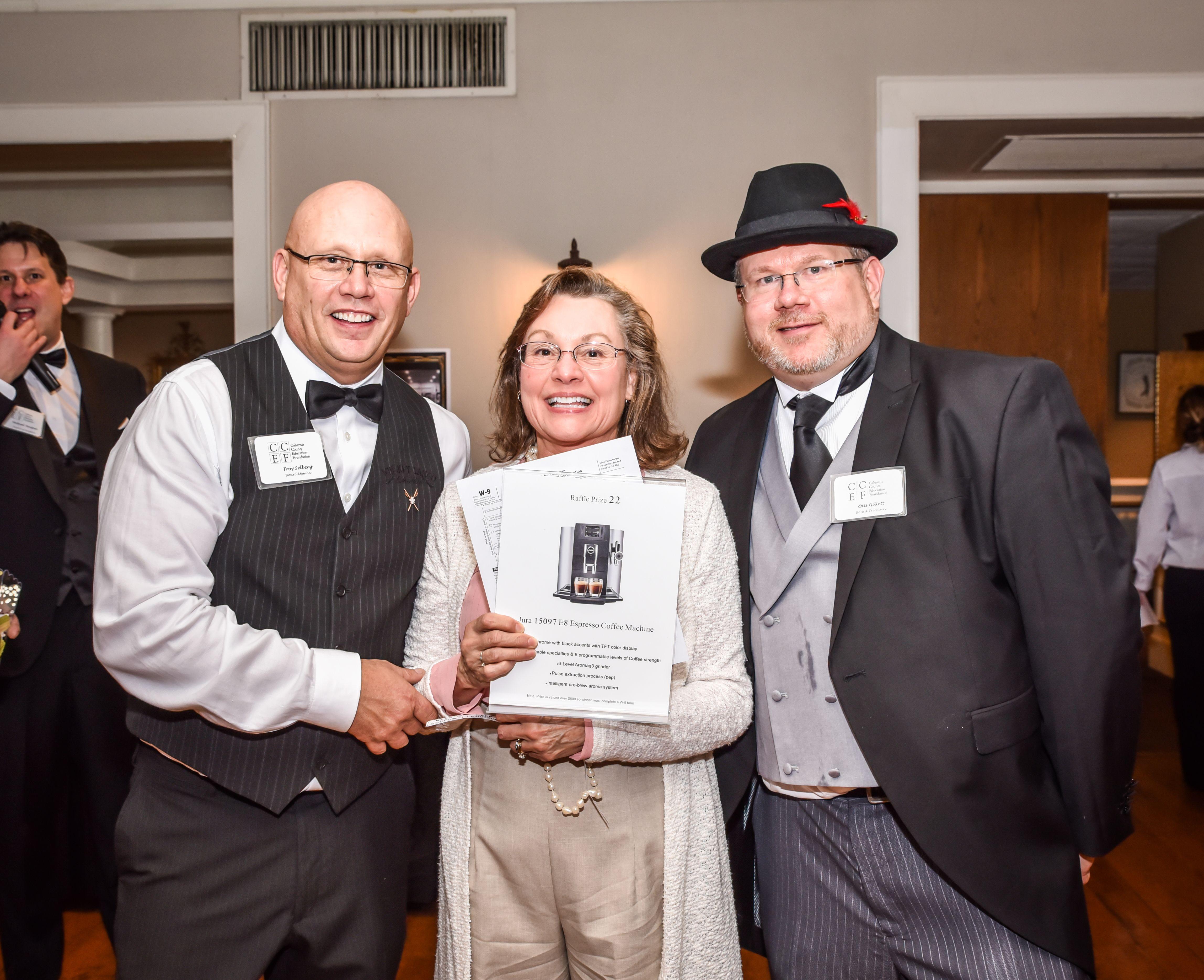 Jura Espresso Winner - Pam Wilkerson