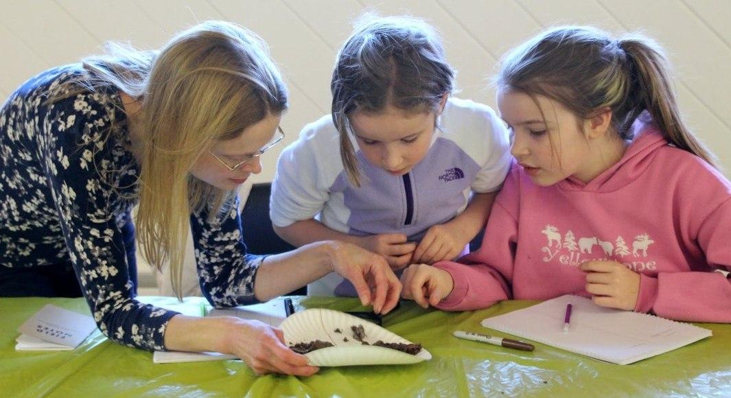 Register for winter preschool & homeschool programs...