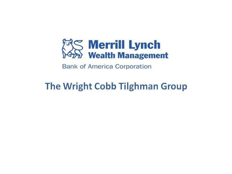 Wright Cobb Tilghman Group at Merrill Lynch