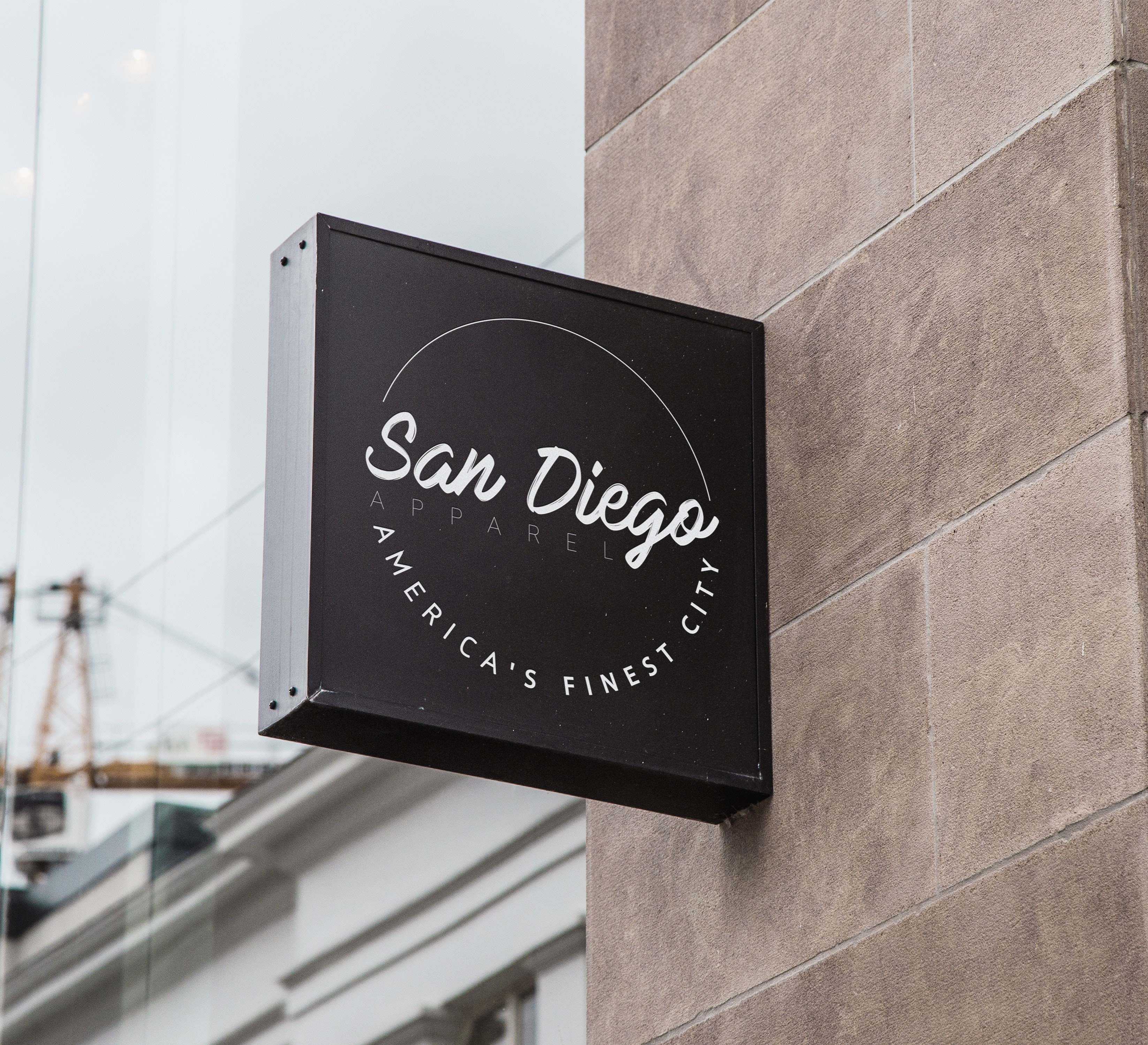 Awning/Building Signs