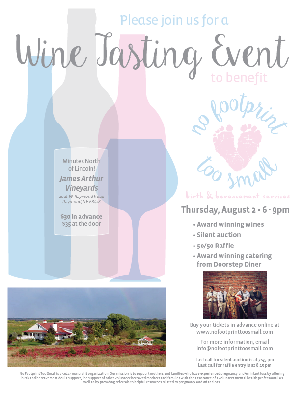 3rd Annual Wine Tasting Event