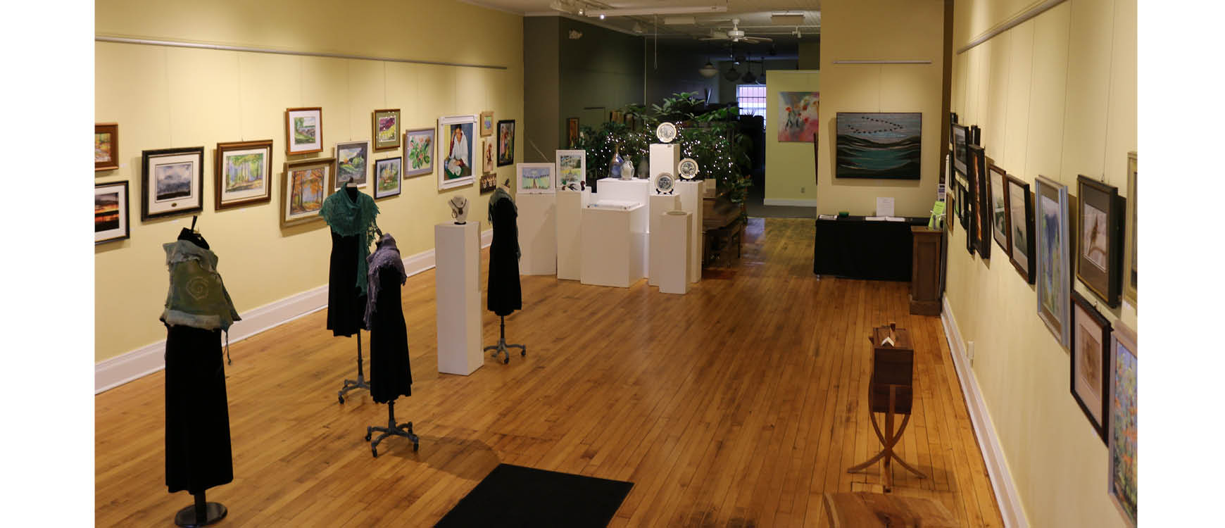 Local Color: ACWC's Member Show (Showing in Main Gallery until February 26)