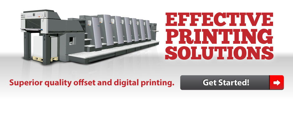 Effective Printing Solutions