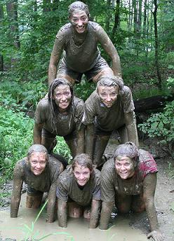Mud Whomping
