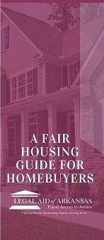 A Fair Housing Guide for Homebuyers
