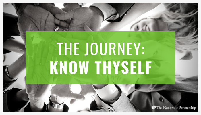 The Journey: Know Thyself