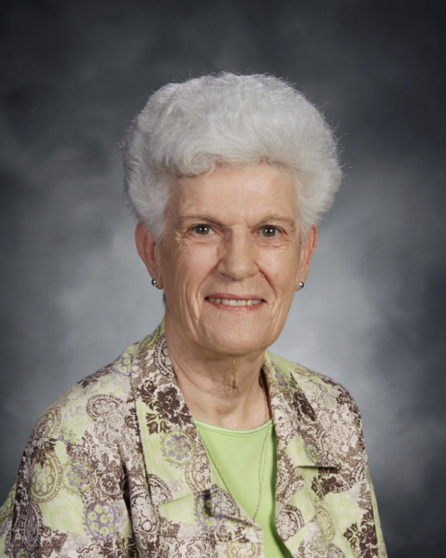 Sr. Carolyn Foley