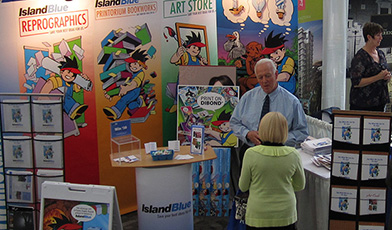 Portable Display Systems & Banners