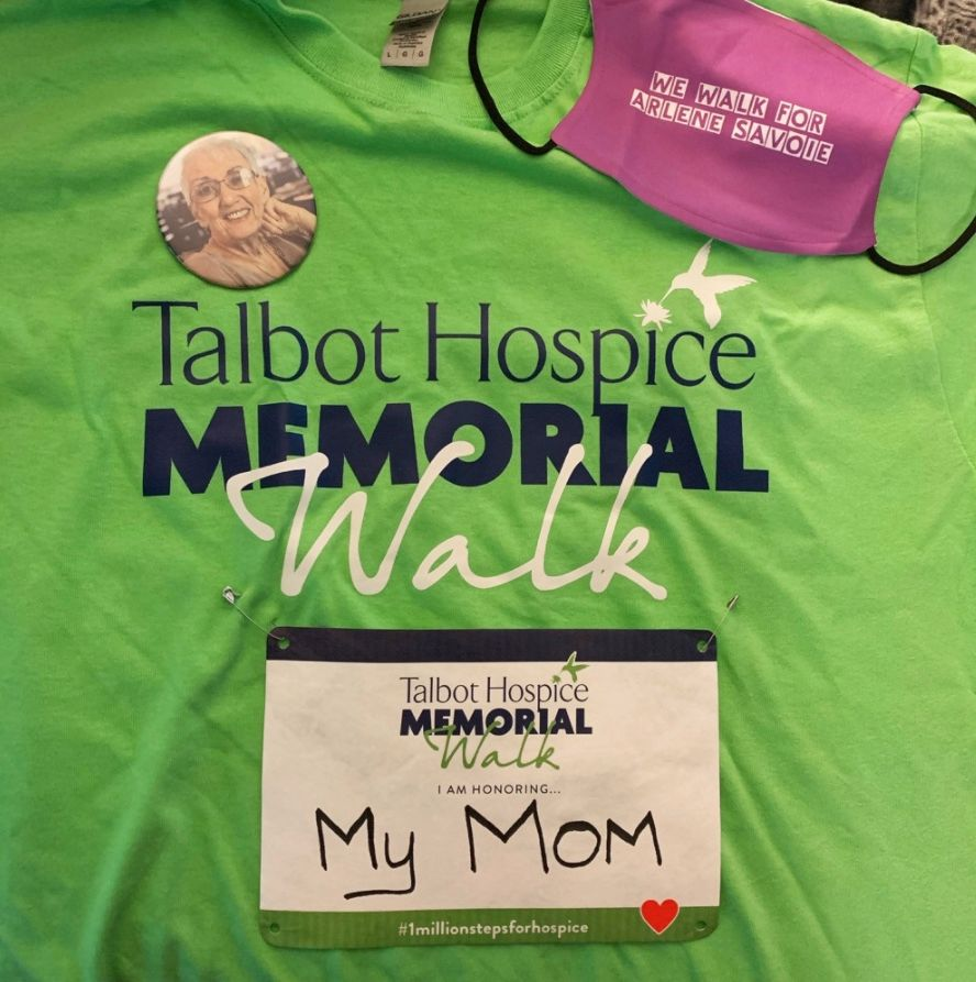 Three Million Steps for Talbot Hospice!