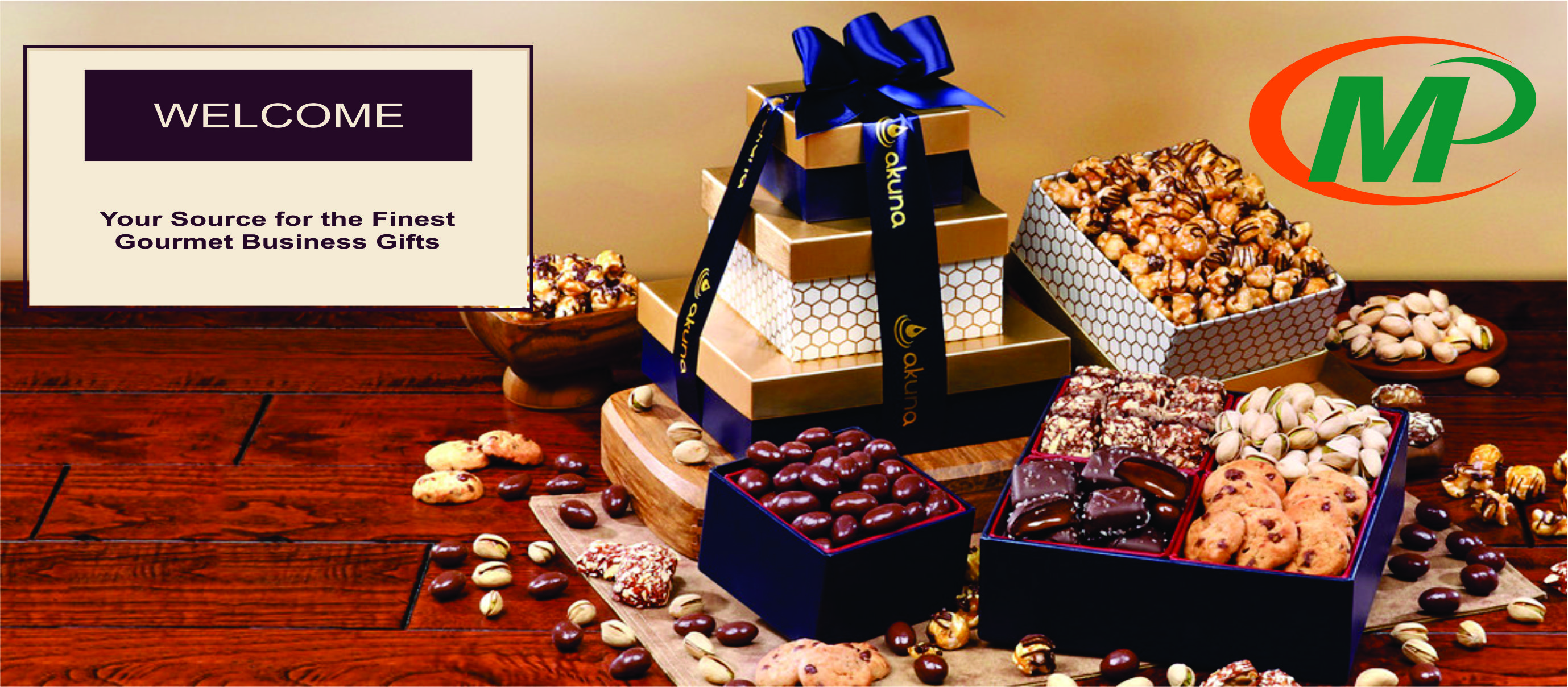 Gourmet Business Gifts