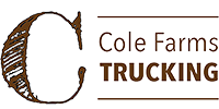 Thanks to Cole Farms Trucking