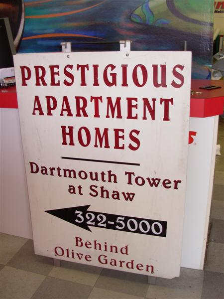 Dartmouth Tower A-Frame