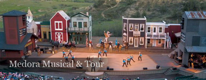 Medora Musical & Tour