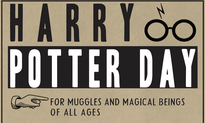International Harry Potter Day