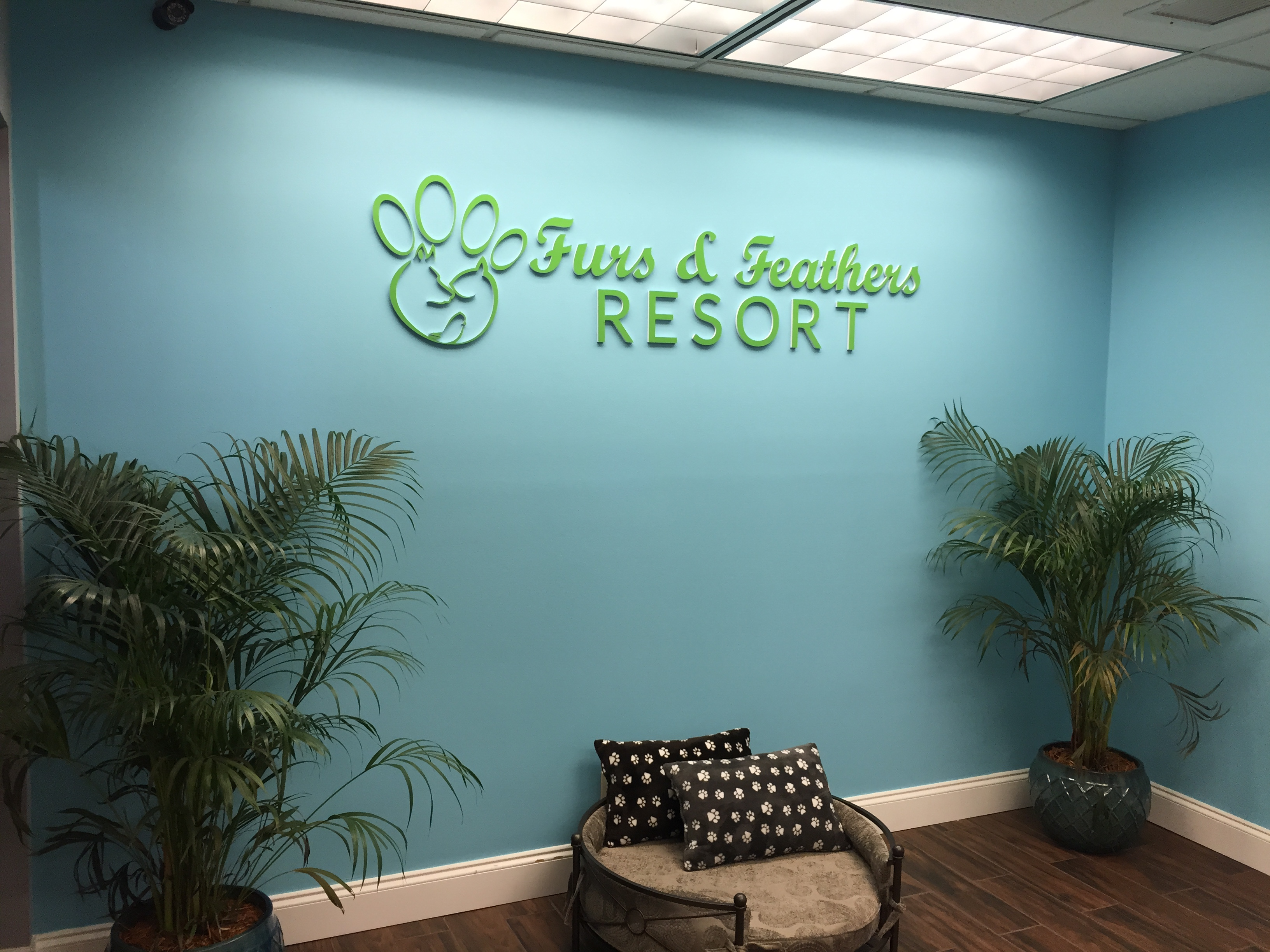 Furs & Feathers Resort