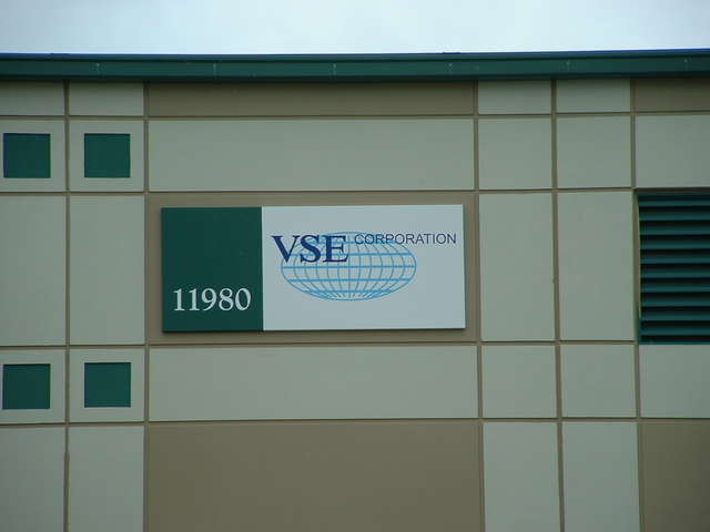 Company Warehouse Sign