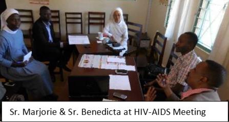 St. Benedict Health Center   Receives Assistance for HIV-AIDS Patients