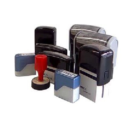 Self-Inking Stamps & Hand Stamps