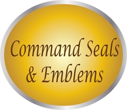 LP-1500 - Carved Plaques of the Seals of the Major Commands of the US Air Force