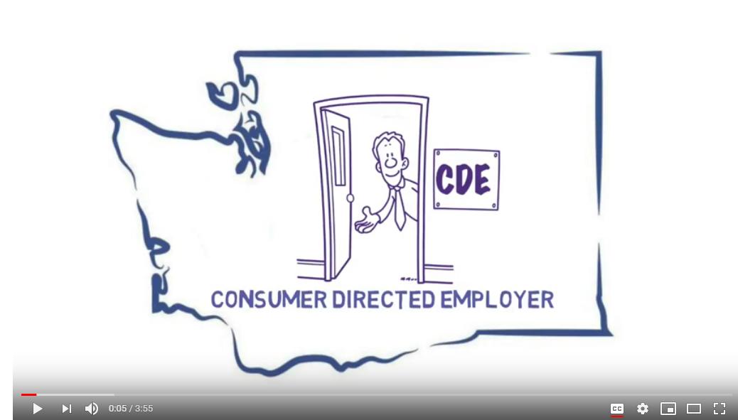 Consumer Directed Employer
